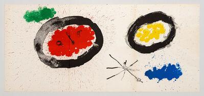 Joan Miró, ''Untitled' from 'Derrière le Miroir - Miró Peintures Murales', N°128', 1961