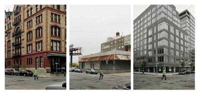 Barbara Probst, 'Exposure #94: N.Y.C., Washington & Watts Streets, 10.18.11, 1:02 p.m. ', 2011