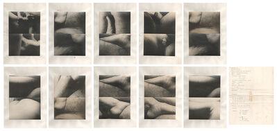 Hudinilson Jr, 'Exercício de me ver II A', 1982