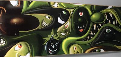 Kenny Scharf, 'Kenny Scharf Skateboard Deck', 2015