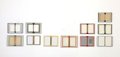 Marilá Dardot, 'Minha biblioteca vienense', 2014