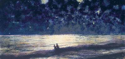 Bill Jacklin, 'Into the Sea', 2017