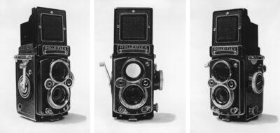 Fabio Torre, 'Rolleiflex (Triptych)', 2019