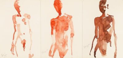 Eric Fischl, 'Untitled (in 3 parts)', 1995