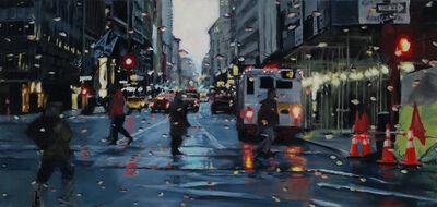 Karen Woods, 'Streetlights'