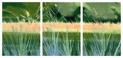 Rachel Burgess, 'Blue Grass', 2019