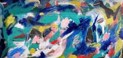 Emanuel Buckvar, 'Georgica Pond', 2020