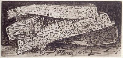 Richard Hamilton, 'Homage to Seghers', 1982