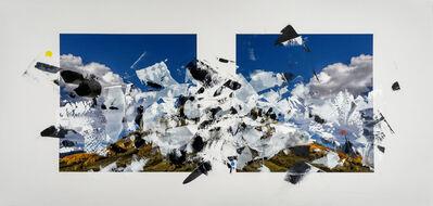 Douglas W Kacena, 'Redacted Landscape VII', 2016