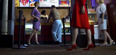 Alex Prager, 'ABC Theater', 2019
