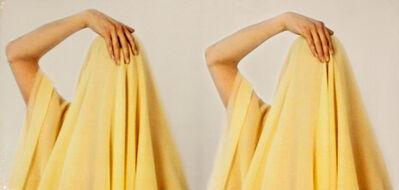 Maïmouna Guerresi, 'Yellow Veileo. Frame Vergine delle rocce', 2000