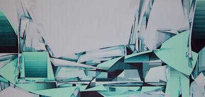 Swiz, 'Iceberg / Carambolage 1', 2020
