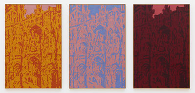 Roy Lichtenstein, 'Rouen Cathedral, Set 5', 1969