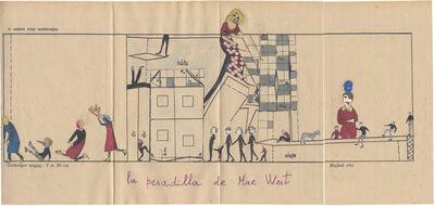 Mari Garcia, 'Mae West Nightmare', 2015