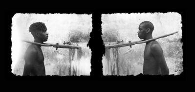 Juan Carlos Alom, 'Tarjetas postales', 1991