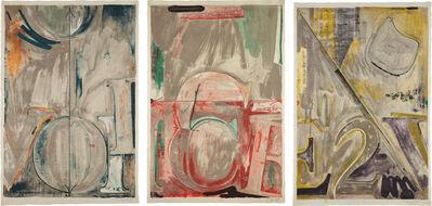 Jasper Johns, 'Voice 2', 1982