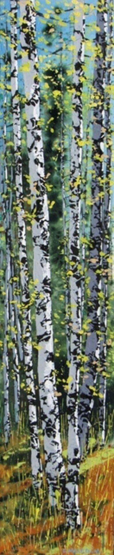 Carole Malcolm, 'Treescape 10219', 2019