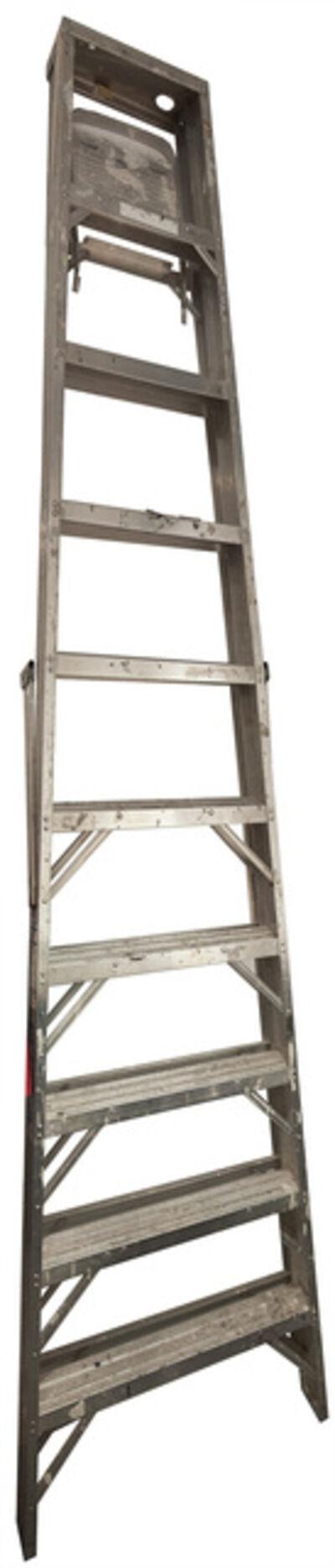 Jennifer Williams, 'Large Folding Ladder: Aluminum #1', 2009