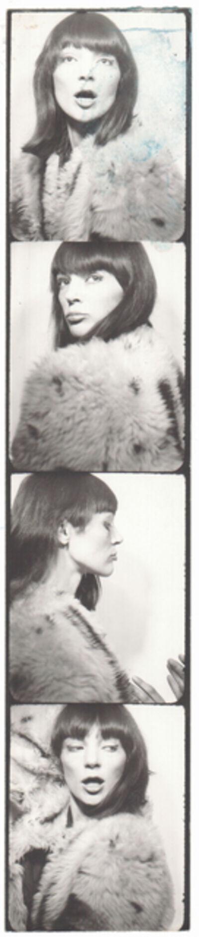 Andy Warhol, 'Ivy Nicholson's Photobooth', 1964-1967
