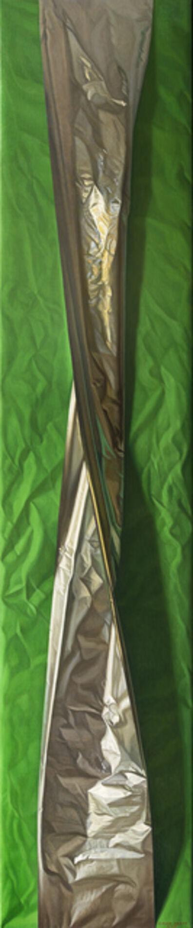 Claudio Bravo, 'Green and Aluminum', 2010