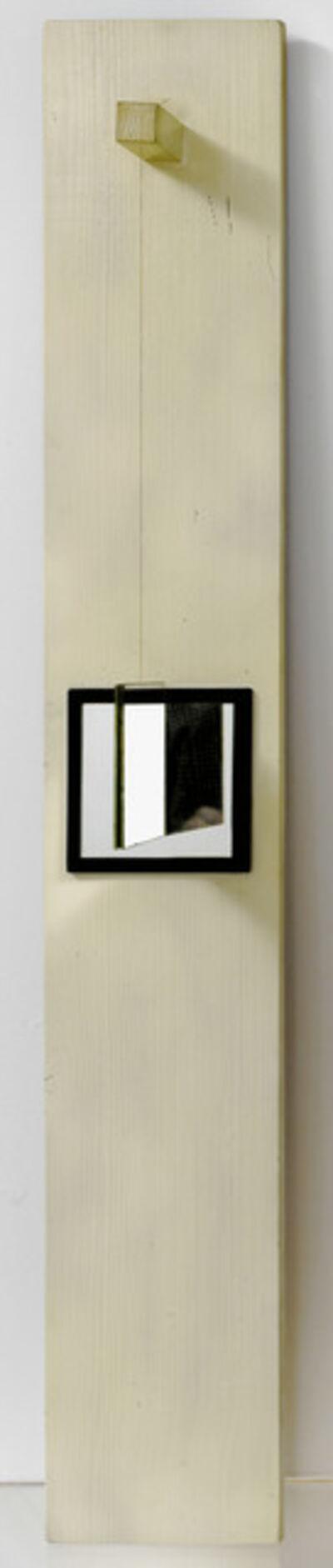 Christian Megert, 'Kinetisches Spiegelobjekt', 1966
