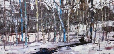 Robert Moore (b. 1957), 'January Creek', 2016