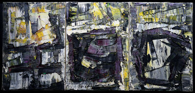 Jean-Paul Riopelle, 'Triptych', 1978