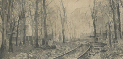 Fredrik Söderberg, 'Forest of Compiègne', 2020