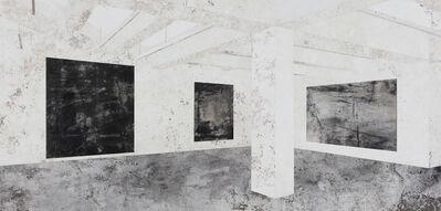 Daniel Senise, 'Nahmad Contemporary - NY I', 2018