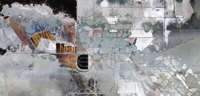 Grant Johnson, 'Landscapes of the Future - EVAPORATION SURFACE MINING, Searls Lake '