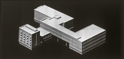 Langlands & Bell, 'The Bauhas (Dessau)', 1996