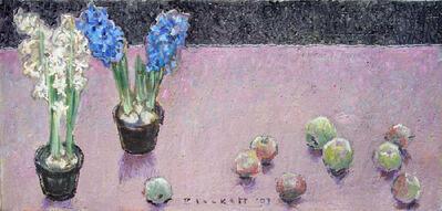 Joseph Plaskett, 'Hyacinth & Apples', 2007