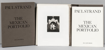 Paul Strand, 'The Mexican Portfolio', 1932-33