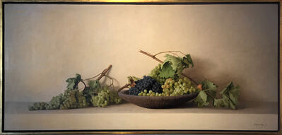 Carlos Vega, 'Still Life With Grapes', 2006