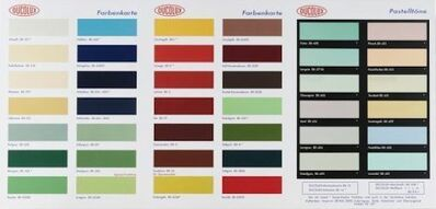 Damien Hirst, 'Colour Chart H2', 2017