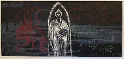 Ursula Reuter Christiansen, 'Die Malerin ', 2020