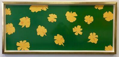 Alex Katz, 'Marigolds', 2004