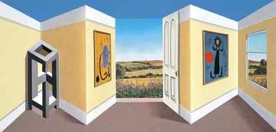 Patrick Hughes, 'Impossible', 2005