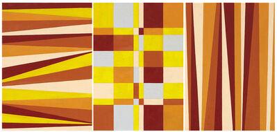 Mariella Agois, 'Geometrias de colores', 2016