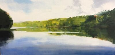Craig Mooney, 'Riverbend Reflection', 2017