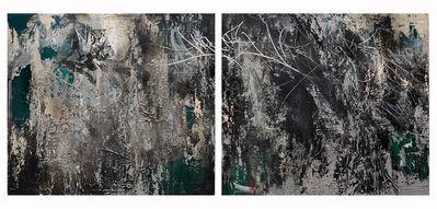 José Parlá, 'Mannerisms of Decay', 2018