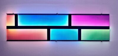 Emire Konuk, 'Mobile Electronic Tableaux', 2013