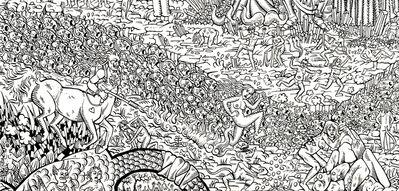 Agathe Pitié, 'The Lsdt Judgment ( detail)', 2020
