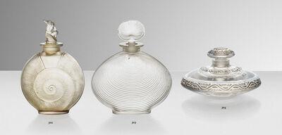 René Lalique, ''Lentilles', a scent bottle, no. 485', designed 1912