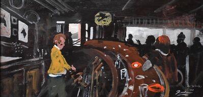 Noel Rockmore, 'McGlade's Saloon', 1970
