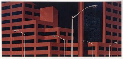 Michael Eastman, 'City Lights', 1984