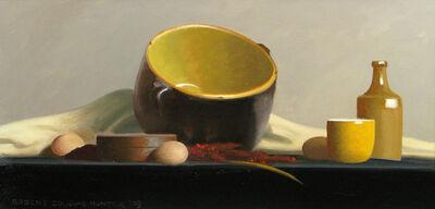 Robert Douglas Hunter, 'Arrangement with an Overturned Mixing Bowl', 2009