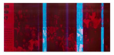Emmanuel Van der Auwera, 'Memento 20 (Farewell, Red)', 2019