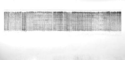 Susan Morris, 'Plumb Line Drawing No.13', 2009