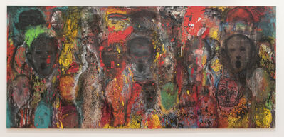 Jim Dine, 'A Constant Reminder of Age and Gender', 2016